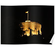 The Round Tower, Windsor Castle Poster