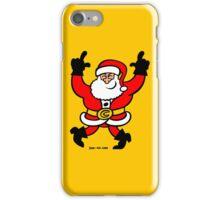 Dancing Santa Claus iPhone Case/Skin
