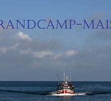 Grandcamp-Maisy by cclaude