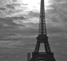 Eiffel by arybus