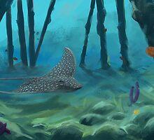 Sea Life by kaylaclancey