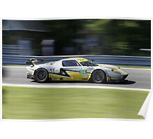 ALMS 2011 LRP Ford GT Poster