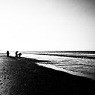 Deauville, plage #3 by alecska