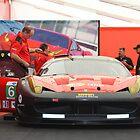 ALMS 2011 LRP Ferrari 458 by gtexpert