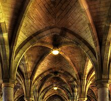 The Cloisters by Karl Williams