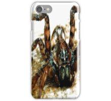 Wolf Spider iPhone Case/Skin