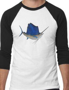 Swordfish Men's Baseball ¾ T-Shirt