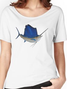 Swordfish Women's Relaxed Fit T-Shirt