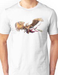 Val'kyr (WoWhead contest entry) Transparent Unisex T-Shirt