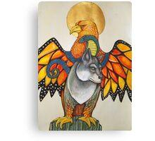 Karen's Totem Canvas Print