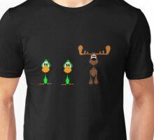 Duck , Duck , Moose  Unisex T-Shirt