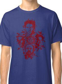 Supernatural Portraits in blood Classic T-Shirt