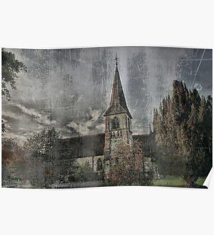 Sheet Church  Poster