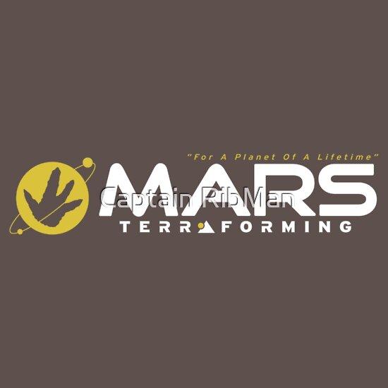 TShirtGifter presents: Mars Terraforming (Total Recall)