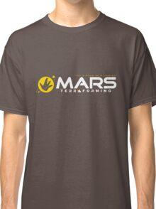 Mars Terraforming (Total Recall) Classic T-Shirt