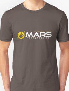 Mars Terraforming (Total Recall) T-Shirt