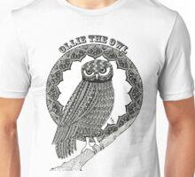 Ollie the Owl Unisex T-Shirt