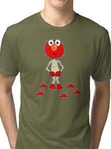 Shave Me Elmo  Tri-blend T-Shirt