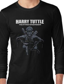 Harry Tuttle - Heating Engineer Long Sleeve T-Shirt
