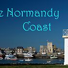 The Normandy Coast  by cclaude