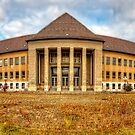 Party-School of the former Socialist Unity Party of (East-)Germany   by MarkusWill