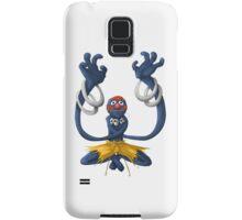 Sesame Street Fighter: Grhalsim Samsung Galaxy Case/Skin