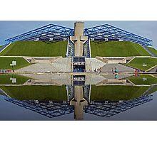 Palais Omnisports de Paris-Bercy Photographic Print