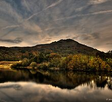 Bottom's Reservoir by Aggpup