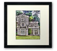 Luscombe Castle Framed Print
