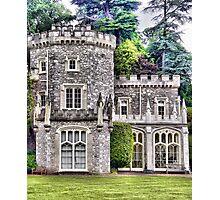 Luscombe Castle Photographic Print