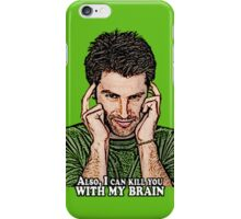 Show you love Psych and Firefly iPhone Case/Skin