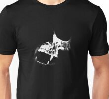 Werewolf skull Unisex T-Shirt