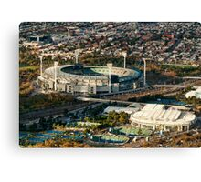 The MCG Canvas Print