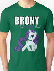 BRONY & PROUD - RT T-Shirt