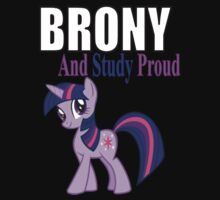 BRONY & PROUD - TS by Pegasi Designs