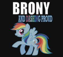 BRONY & PROUD - RD by Pegasi Designs