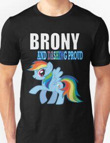 BRONY & PROUD - RD T-Shirt