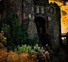 The Gatehouse at Dover Castle by Chris Lord