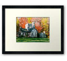 Squires Castle  Framed Print