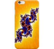 Fractal Tang iPhone Case/Skin