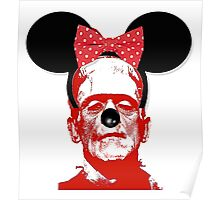Frankie In Disneyland Poster