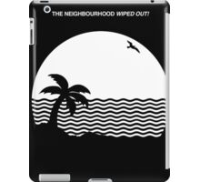 Wiped Out! iPad Case/Skin
