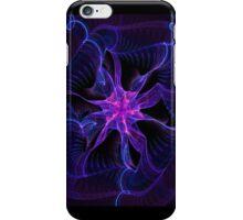 Star Ribbon Blue iPhone Case/Skin