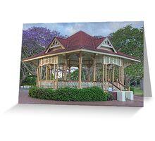 Rotunda • New Farm Park • Brisbane Greeting Card