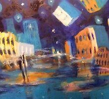 la ville la nuit by Matthew Scotland