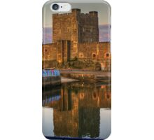Carrickfergus Castle iPhone Case/Skin