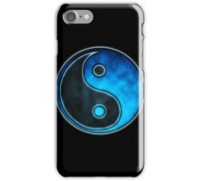 Blue Yin Yang Symbol - iPhone & iPod  Cases  iPhone Case/Skin