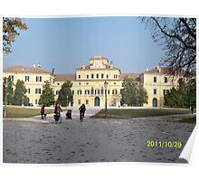 IL PARCODUCALE...la casa di Maria Luigia D'Austria, moglie di Napoleone..PARMA - ITALY- Europa - 2600  visualiz.- RB EXPLORE  NOV. 2011 -                                                  Poster