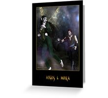 Angus & Moira Greeting Card