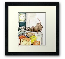 Cheese Please! Framed Print